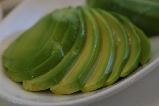 Alto Jahuel, Chile: plata de avocado