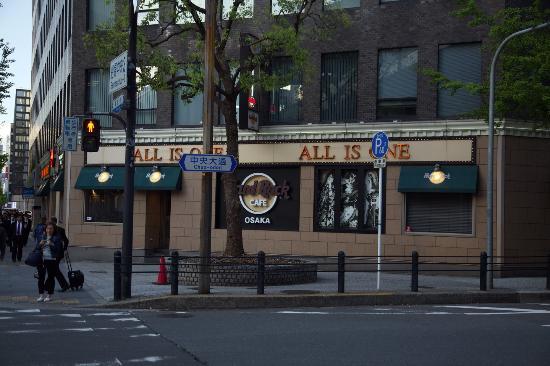 Hard Rock Cafe Universal Citywalk Reviews