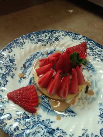 Brionne, ฝรั่งเศส: Plusieurs plats différent que l'on peut avoir au menu ou en traiteur