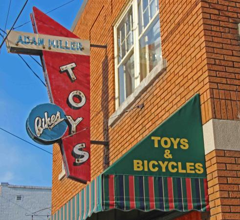 Adam Miller Toys & Bicycles