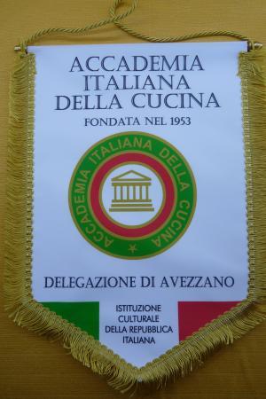 accademia della cucina italiana - picture of il casale, aielli