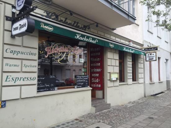 Photo2jpg Picture Of Hackethals Berlin Tripadvisor