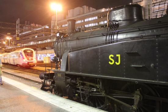 Nynashamn, Швеция: SJ 1961 At Stockholm Central