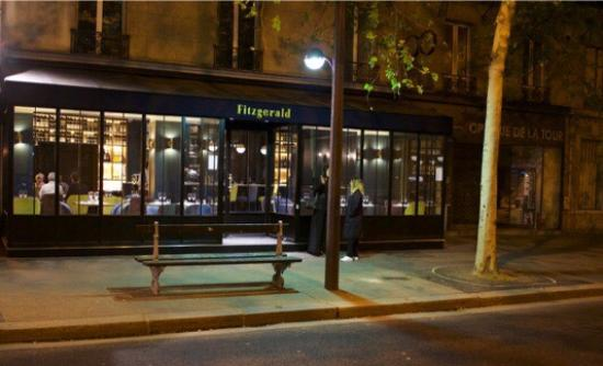 Fitzgerald paris tour eiffel invalides restaurant reviews phone numbe - Tour maubourg restaurant ...