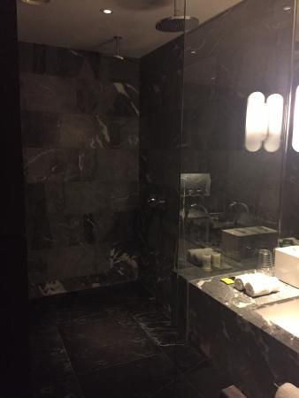 South Place Hotel: Double Shower