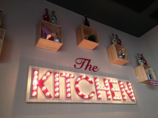 The Kitchen: interior