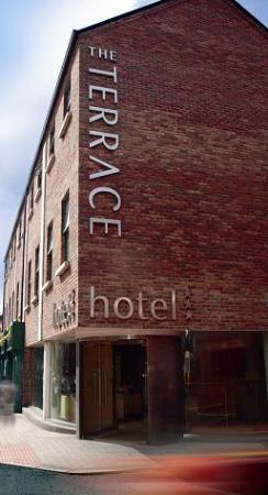 The terrace hotel magherafelt restaurant reviews phone for Terrace hotel contact number