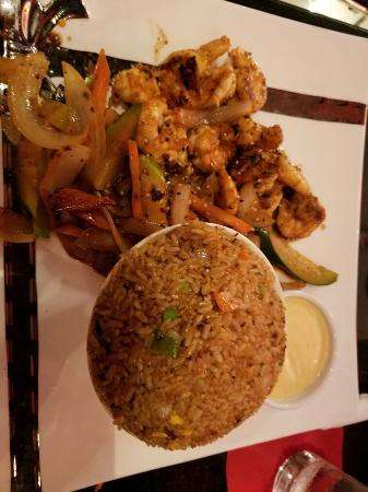 North Miami, FL: Food was great , the customer service was great as well