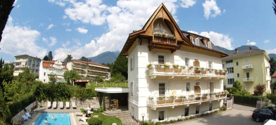 Hotel Villa Freiheim: Außenansicht Hotel und Residenz