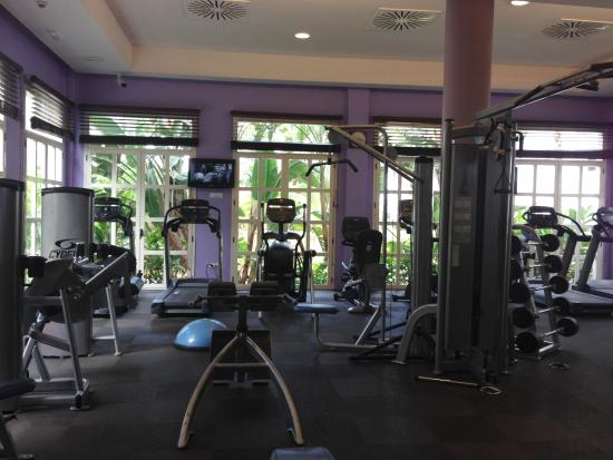03a1ffc35 Fitness Center Gym - Picture of Secrets Wild Orchid Montego Bay ...