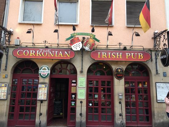 The Corkonian Irish Pub