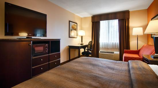 BEST WESTERN PLUS Vineyard Inn: Guest Room