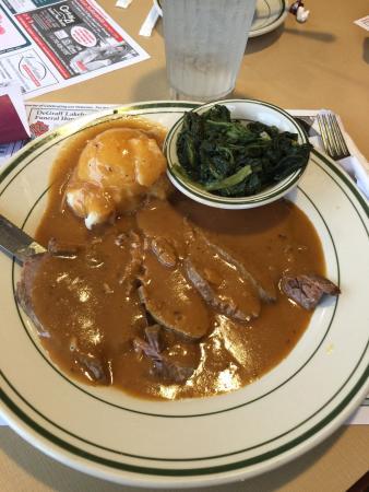 Lakehurst, نيو جيرسي: Pot Roast
