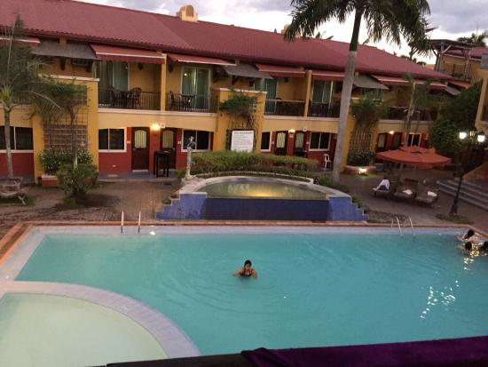 Crown Regency Residences Davao: the outdoor pool