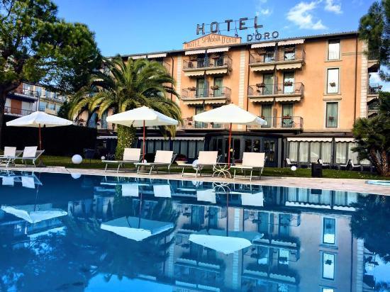 Hotel Spiaggia d'Oro - Charme & Boutique: Pool