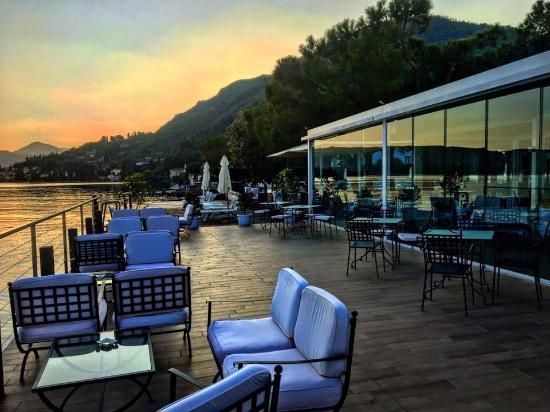 Hotel Spiaggia d'Oro - Charme & Boutique: Restaurant La Veranda