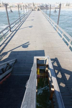 il pontile di Swakopmund