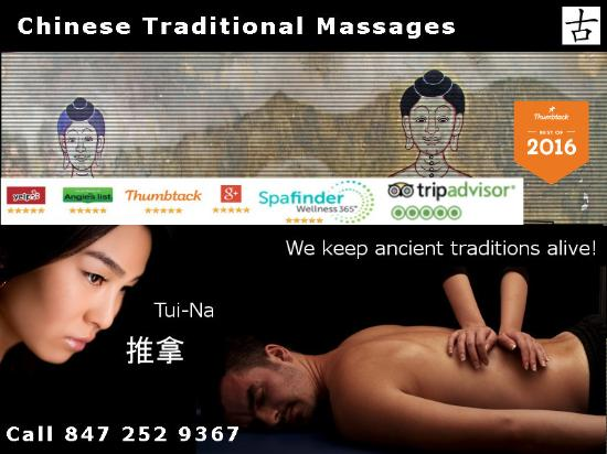 ‪Chinese Traditional Massages‬