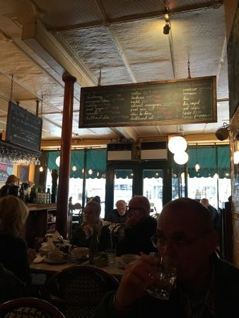 Le Grainne Cafe New York