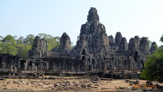David Angkor Guide - Private Tours: One of the temple sites near Angkor Wat