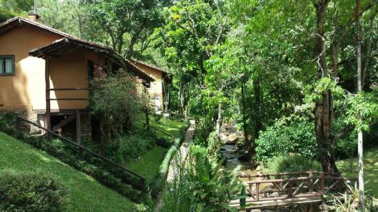 Pousada Bocaina: Local de paz e harmonia com a natureza