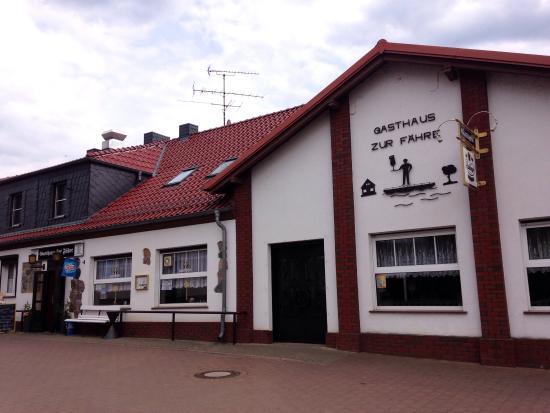 Zehdenick, Germania: Ein wirkliches tolles Restaurant, super Essen und wirklich wundervolles und freundliches Persona