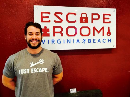 ‪Escape Room Virginia Beach‬
