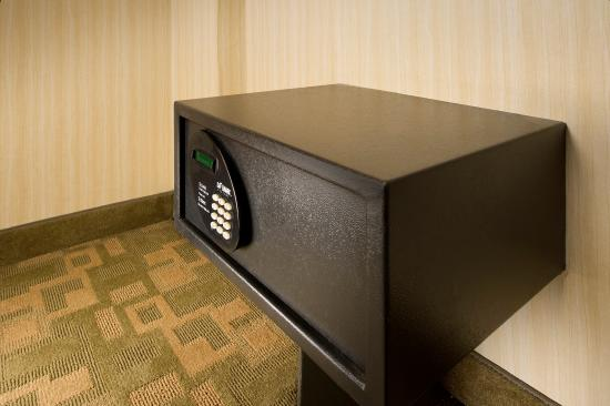 Bethesda, MD: In-Room Safe, Large Enough to Fit a Laptop
