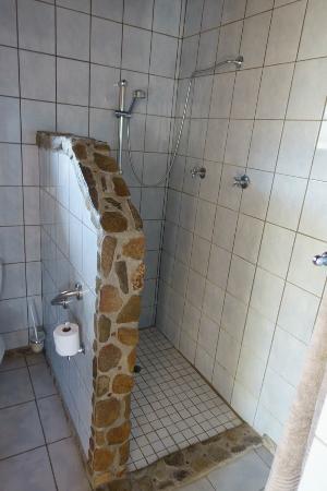 Usakos, Namibia: dettaglio bagno