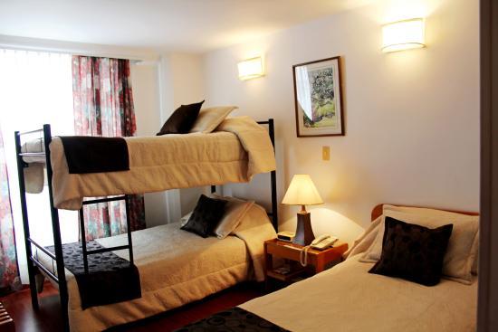 Diferentes tipos de Habitaciones Hotel Galerias: fotografía de , -  Tripadvisor
