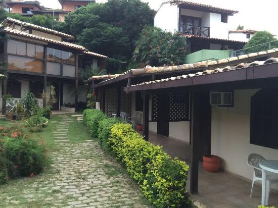 Vila Shalimar : Balconcitos