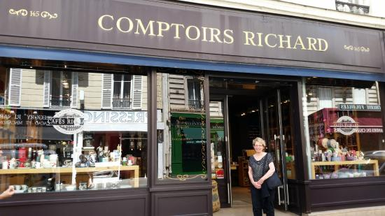 ‪Comptoirs Richard‬