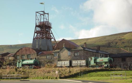 ‪Big Pit National Coal Museum‬