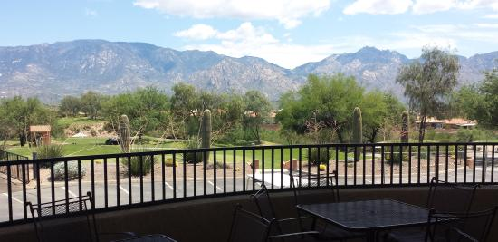 Oro Valley, AZ: Your patio view