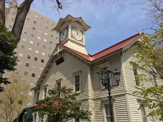 Clock Tower (Tokei-dai)