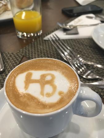 Park Club Piso 17: CAFE