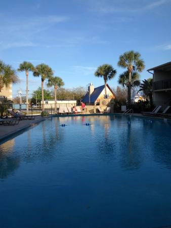 Super 8 Kissimmee/Maingate/Orlando Area: Бассейн