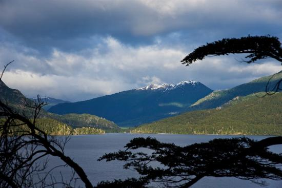 Andescross : The beautiful lakes and mountains