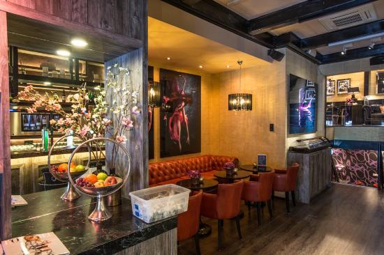 Hotel Sebastian's: Breakfastroom