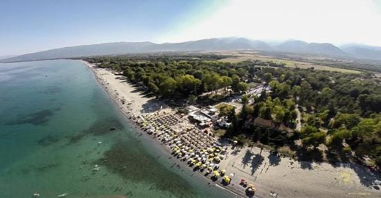 Molis Stin Paralia - Beach bar
