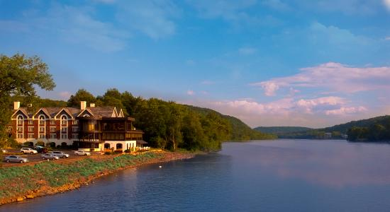 Lambertville Station Inn: Inn of the Delaware River