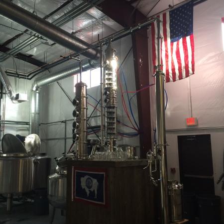 Destillerirundture