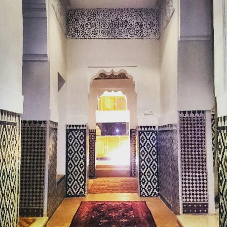 Riad d'or - Restaurant: IMG_20160311_131759_large.jpg