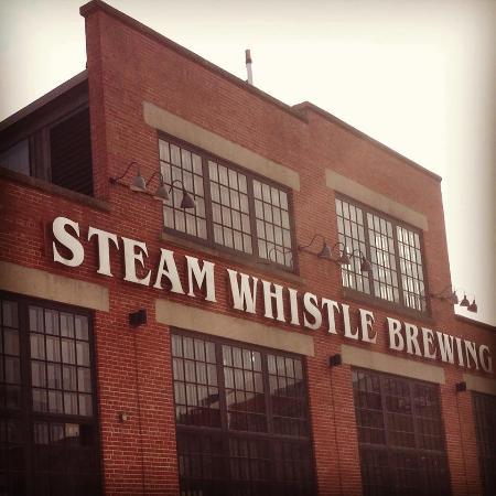 汽笛啤酒厂