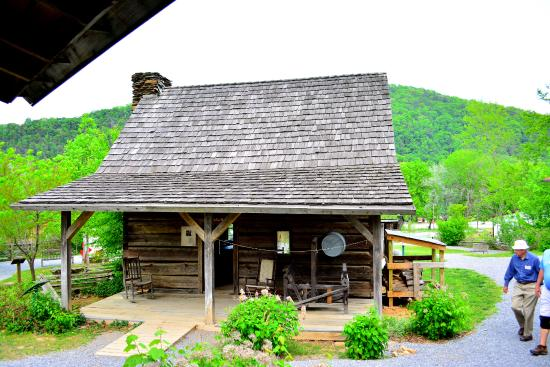 Townsend, Tennessee: One of the Cabins