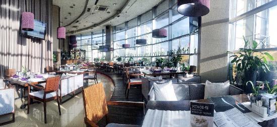 Крыша-Бар: Панорамный зал ресторана
