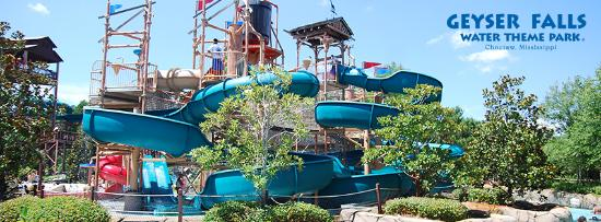 geyser falls water theme park  choctaw  ms   top tips