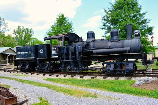 Townsend, TN: Shay Engine