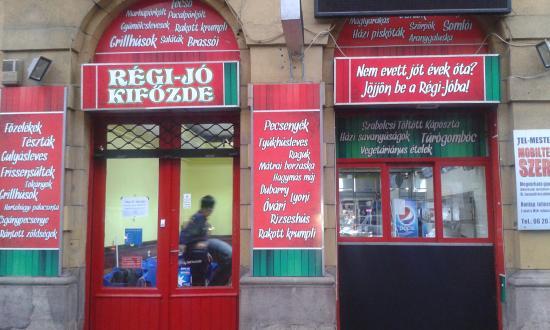 Régi-Jó Food Bar