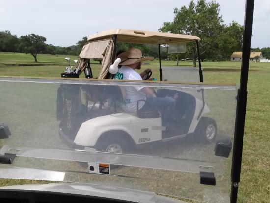 Holiday Inn Express Hotel & Suites Schulenburg: Golf Charity Event LaGrange TX